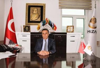Hizan Belediye Başkanı Cezail Aktaş göreve başladı
