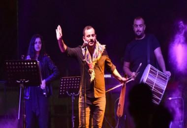 Grup İmera Ahlat'ta konser verdi