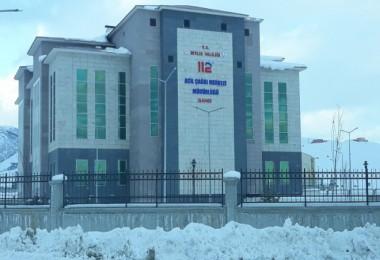 Vali Çağatay, 112 Acil Çağrı Merkezi'ni inceledi