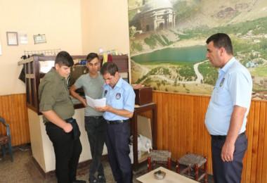 Bitlis'te zabıta ekipleri iş yerlerini denetledi