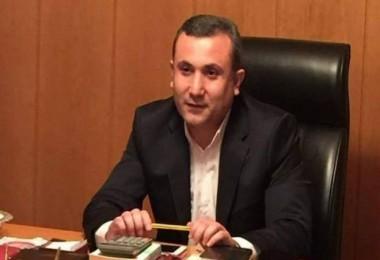 Günkırı Belediye Başkanı İlhan Çetinsoy göreve başladı