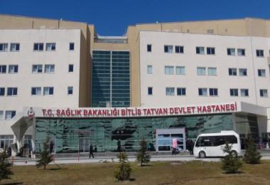 Bitlis bölge hastanesine, Tatvan devlet hastanesine kavuşuyor