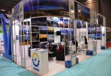 Van'da turizm ve seyahat fuarı açıldı