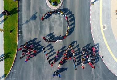 BEÜ Van depremine dikkat çekmek için etkinlik düzenlendi