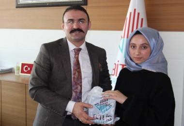 Bitlisli öğrencinin kompozisyon başarısı Türkiye 2.'liği getirdi
