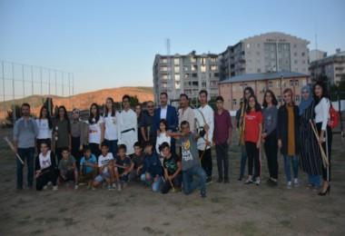 Tatvan'da Okçuluk Kursu açıldı