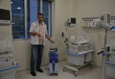 Tatvan'da 26 kuvözlü yenidoğan yoğun bakım ünitesi hizmete başlayacak