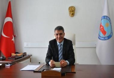 """Kaymakam Özkan'ın """"Yeni Yıl"""" mesajı"""