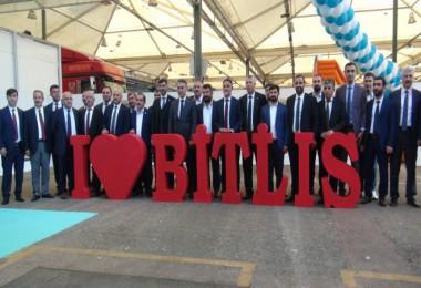 Bitlis Tanıtım Günleri'ne İzmir'de start verildi