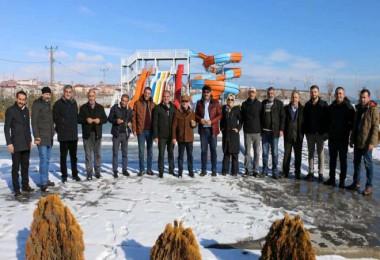 Tatvan'daki gazeteciler için özel kutlama