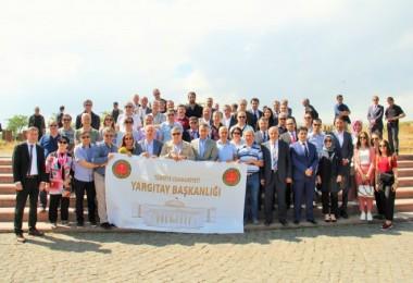 Yargıtay Başkanı İsmail Rüştü Cirit'in Bitlis ziyareti