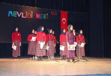 Hizan'da Mevlid-i Nebi Haftası kutlandı