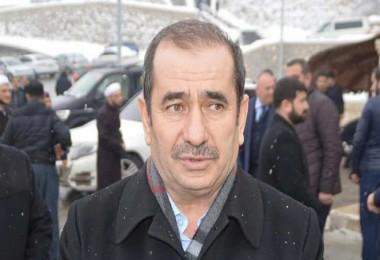 Bitlis Milletvekili Cemal Taşar'ın taziye mesajı