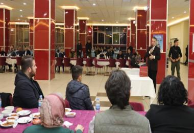 Bitlis'te Esnaf Gelişim Projesi'nin galası düzenlendi