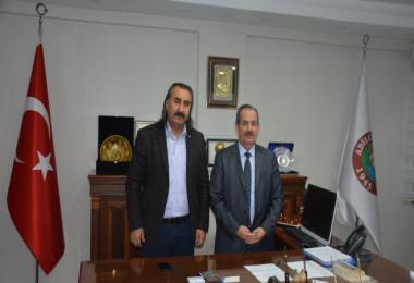 Başkan Gürsoy TUTAP temsilcisi oldu