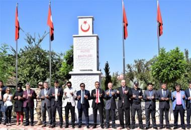Mutki'de Gaziler Günü kutlandı