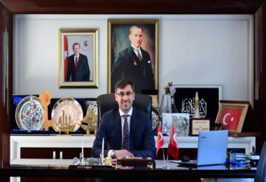 """Başkan Tanğlay'ın """"Dünya Gazeteciler Günü"""" mesajı"""