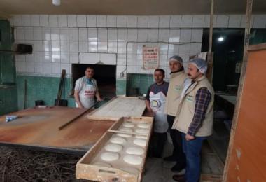 Tatvan'da gıda denetimi