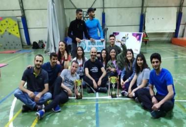 BEÜ BESYO takımı Türkiye Şampiyonası'nda dereceye girdi