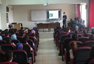 Tatvan'daki öğrencilere, Okullarda Gıda Güvenirliği, Gıda Kayıpları ve İsraf eğitimi verildi