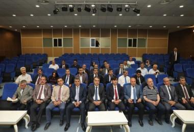 Nemrut Süphan Jeopark Proje toplantısı yapıldı