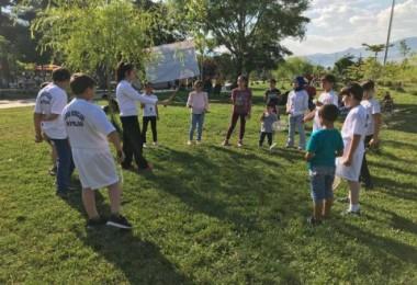 Tatvan'da Spor Şenliği başladı