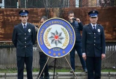 10 Nisan Polis Günü Güroymak'ta törenlerle kutlandı