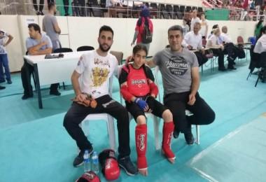Bitlisli sporcu Türkiye Şampiyonu oldu