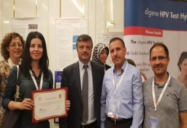Bitlis Sağlık Müdürlüğü kanser taramasında Türkiye ikincisi oldu