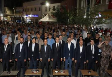 Bitlis'te 15 Temmuz programı düzenlendi