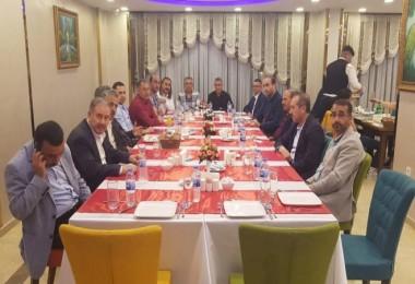 Tatvan'da iftar programı düzenlendi