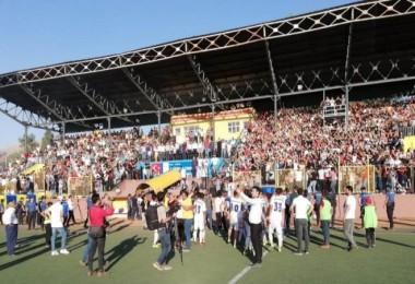 Bitlis Özgüzeldere Spor 2. tura çıktı