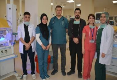 Tatvan'da Yenidoğan Yoğun Bakım Ünitesi hizmete açıldı