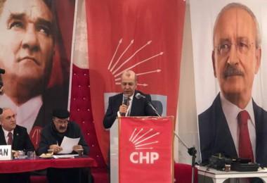 Veysi Uyanık, CHP Bitlis İl Başkanı oldu