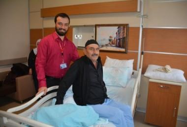 Tatvan'da başarılı omurilik tümörü ameliyatları yapıldı