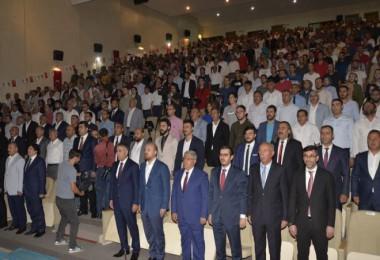 Bitlis'te Prof. Dr. Fuat Sezgin konulu panel düzenlendi