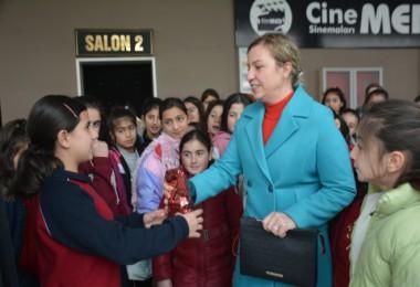 YİBO öğrencilerine yönelik sinema etkinliği düzenlendi