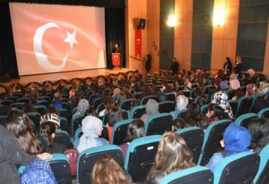 Tatvan'da 10 Kasım Atatürk'ü Anma Programı düzenlendi