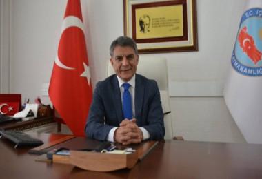 """Kaymakam Özkan'ın """"Kurban Bayramı"""" mesajı"""