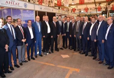 İzmir'deki Bitlis Tanıtım Günleri etkinlikleri sona erdi