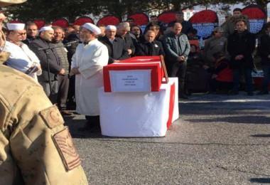 Bitlis şehidi Alparslan Kurt son yolculuğuna uğurlandı