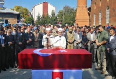 Şehidin var Bitlis