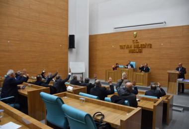 Tatvan Belediye Meclisi 2020 yılının ilk toplantısını yaptı