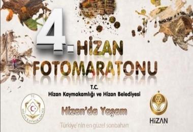 Hizan'da Foto Safari ve Fotoğraf Yarışması düzenlenecek