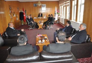 Günkırı Belediyesi Mart ayı meclis toplantısını yaptı