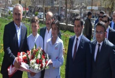 İçişleri Bakan Yardımcısı Ersoy, Hizan'ı ziyaret etti