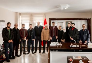 Başkan Tanğlay, vatandaşların 35 yıllık tapu sorununu çözdü