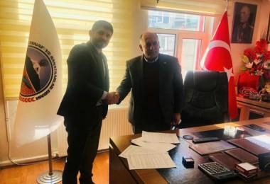 Tatvan Esnaf ve Sanatkarlar Odası ile Kuveyt Türk Bankası arasında sözleşme imzalandı