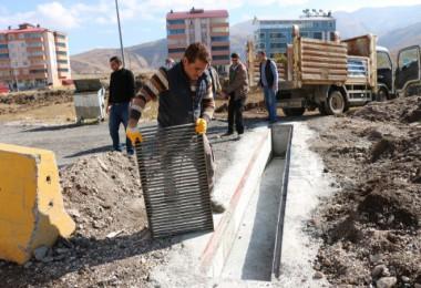 Bitlis'te sel baskınlarının önüne geçmek için çalışma başlatıldı