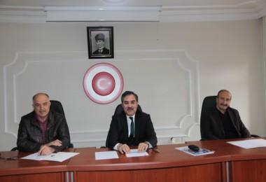 Ahlat Belediye Meclisi'nden engelliler için özel oturum